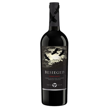 RAVENSWOOD 750ML BESIEGED RED BLEND