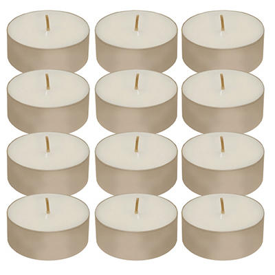 Mega Tea Light Candles- 12 Count (12 Hour)