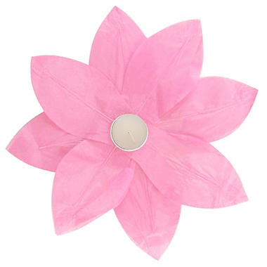 Lotus Floating Paper Lanterns (6 Count)