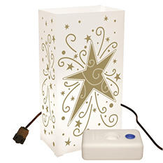 Gold Star Electric Luminaria Kit with LumaBases (10 ct.)