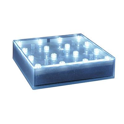 16 Count LED BaseLite, Bright White (Square)