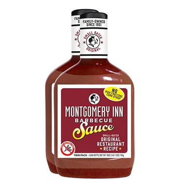 Montgomery Inn BBQ Sauce - 2 pk.