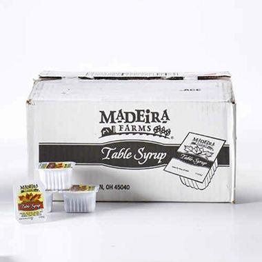 Madeira Farms Table Syrup - 100- 1.5 oz.