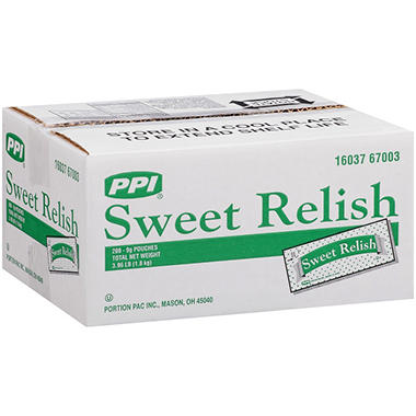 Sweet Relish - 200/9g packets