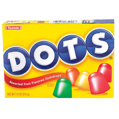 Dots Theater Box - 7.5 oz. Box - 12 ct.