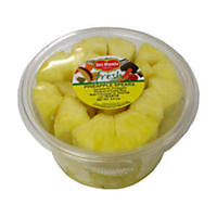 Del Monte Fresh Pineapple Spears (2.5 lb.)