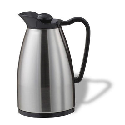 Classic Glass 0.6L Carafe™ - Stainless Steel