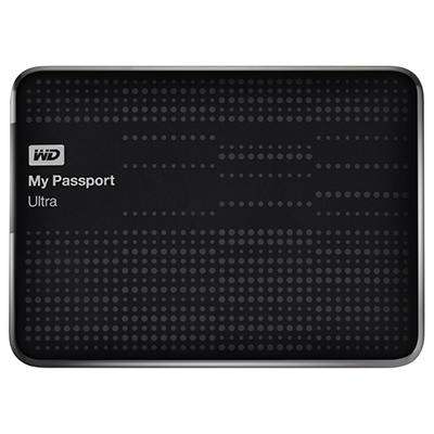 WD My Passport Ultra Portable Drive