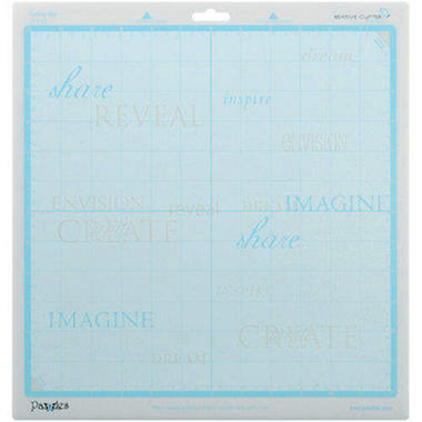 "Inspiration Cutting Mat - 12""X12"" 2/Pkg"