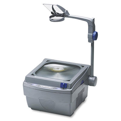 Apollo - Model 16000 Overhead Projector, 2000 Lumens -  14 1/2 x 15 x 27