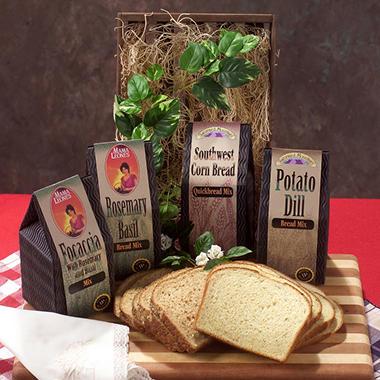 Leonard & Mama's Best Bread Mixes