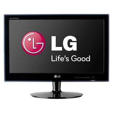 "D - 23"" LG Ultra Slim LED Monitor"