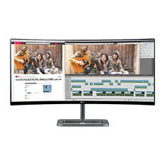 "LG Electronics Q Series 34"" Curve Wide Monitor"