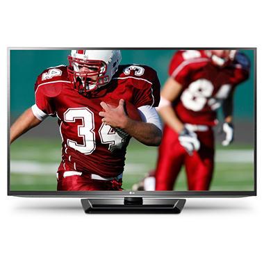 """60"""" LG 1080p 600Hz Plasma HDTV"""
