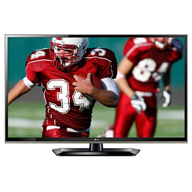 "60"" LG LED Smart 1080p HDTV w/ Wi-Fi"