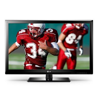"""42"""" LG LED 1080p 3D HDTV"""