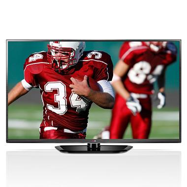 """60"""" LG Plasma 1080p 600Hz HDTV"""