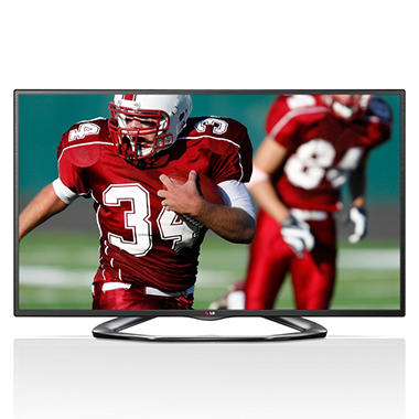 "55"" LG LED 1080p 120Hz Smart 3D HDTV w/ Wi-Fi"