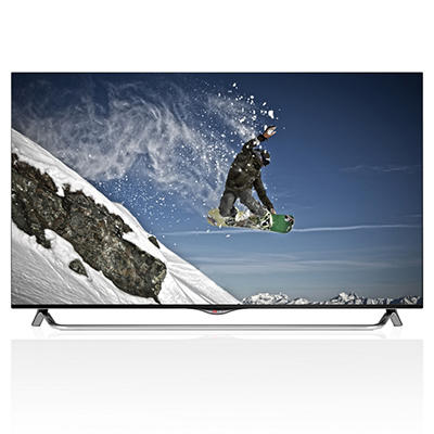 "LG 55"" Class 2160p 3D Ultra HD Smart TV - 55UB8500"