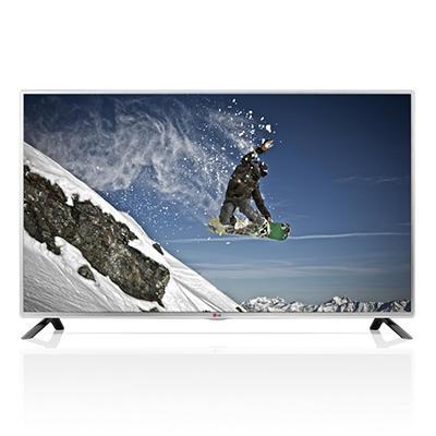 "50"" LG LED 1080p HDTV"