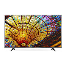 "LG 55"" Class 4K Ultra HD LED Smart TV - 55UH615A"