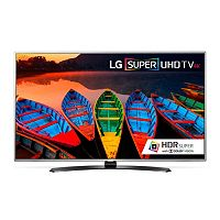 """LG 65UH7650 65"""" 4K HDR Super Ultra HD 2160p 120Hz Smart IPS LED HDTV with webOS 3.0"""