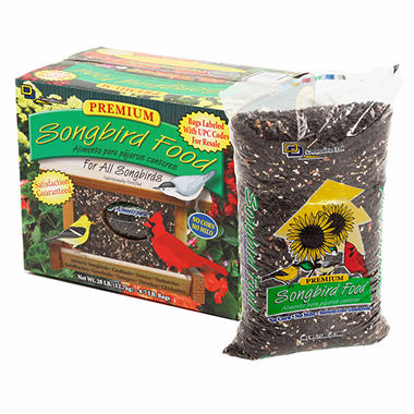 Premium Songbird Food - 28 lbs.