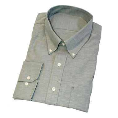 Long Sleeve No Iron Oxford Shirt