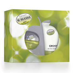 Be Delicious by DKNY Ladies 2-Piece Gift Set