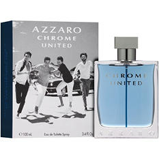 Azzaro Chrome United Eau de Toilette Spray (3.4 fl. oz.)