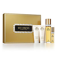 Elizabeth Taylor White Diamonds 4-Piece Gift Set