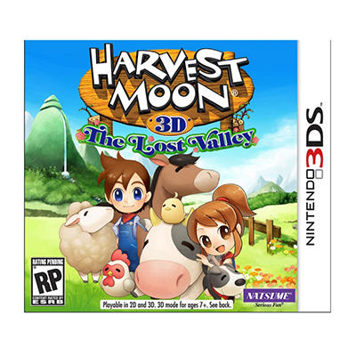 Harvest Moon: The Lost Valley - 3DS