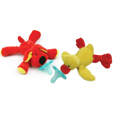 WubbaNub Infant Pacifier (2 pk.)