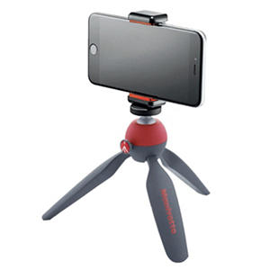 Manfrotto PIXI Mini Tripod (Smart Red)