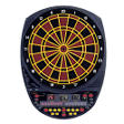 Electronic Arachnid Dartboard w/Heckler Feature