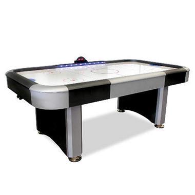 7' Table Hockey w/ Lighted Rails