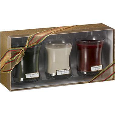 Aromatique™ Holiday Candle Set - 3/9oz