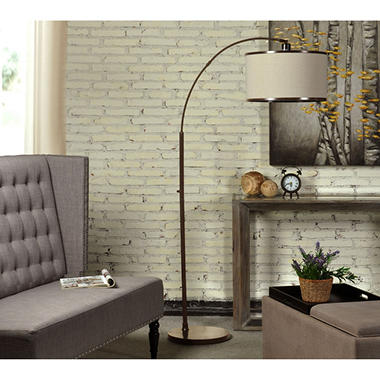 StyleCraft Arc Lamp