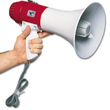 1000' Megaphone - 51W