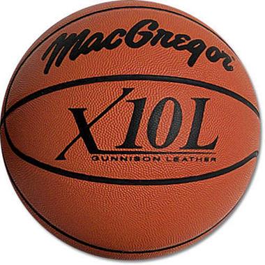 MacGregor® X10L Basketballs - 2 pk.