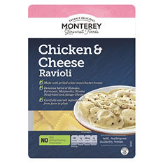 Monterey Gourmet Foods Fresh Chicken & Cheese Ravioli (32 oz.)