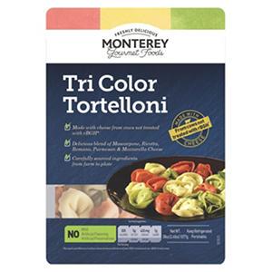 Monterey Gourmet Foods Tri-Color Tortelloni (38 oz.)
