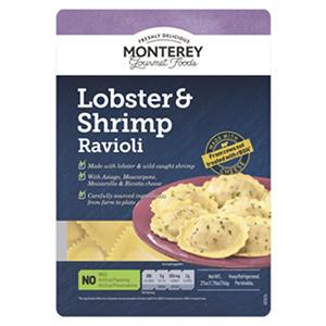 Monterey Gourmet Foods Lobster & Shrimp Ravioli (27 oz.)