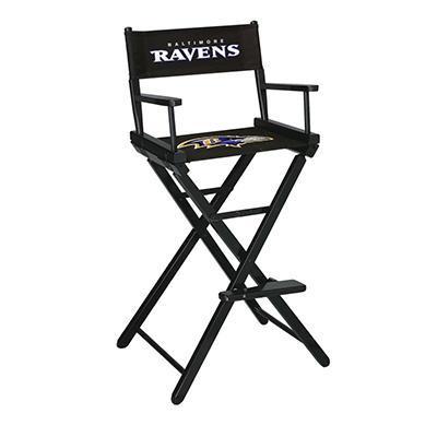 Director Chair Bar Height - Various NFL Teams