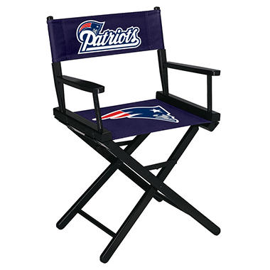 Director Chair Table Height - New England Patriots