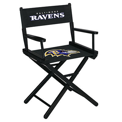 Director Chair Table Height - Various NFL Teams