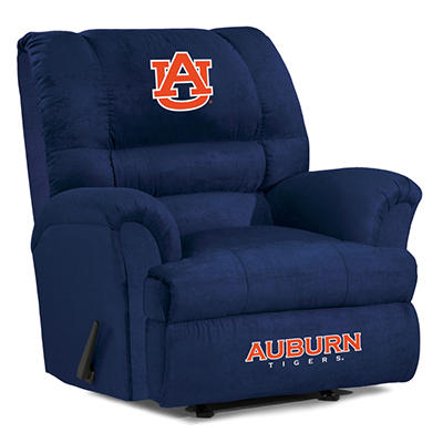 College Big Daddy Recliner (Various Teams)