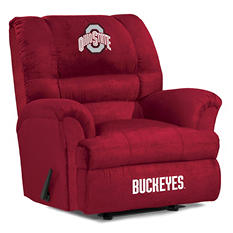 College Big Daddy Recliner - Ohio State