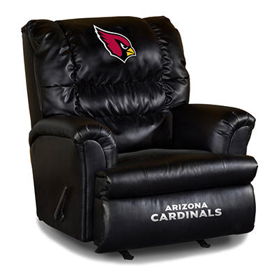 NFL Leather Big Daddy Recliner - Various Teams