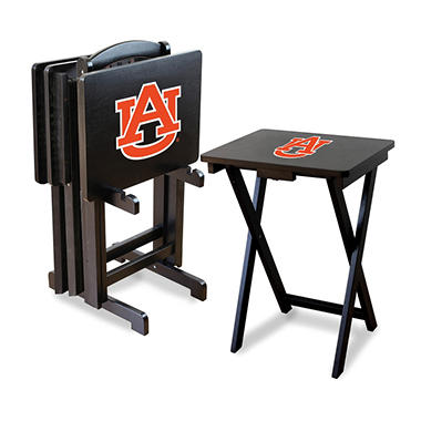 College TV Trays with Stand (Various Teams)